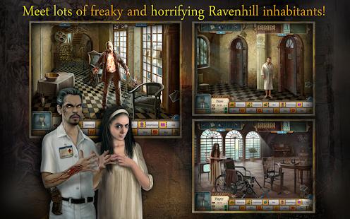Ravenhill Asylum: HOG - screenshot thumbnail