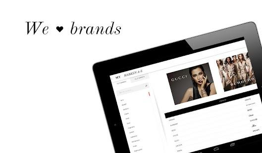 MYBESTBRANDS Fashion & Sales - screenshot thumbnail