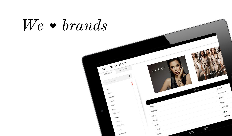 MYBESTBRANDS Fashion & Sales - screenshot
