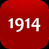 Weltbrand 1914