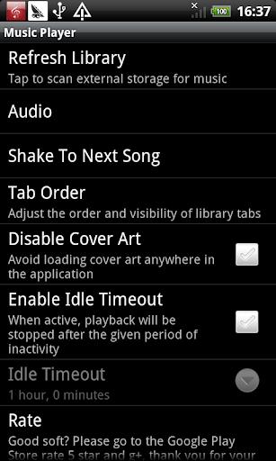 【免費媒體與影片App】音樂播放器-APP點子