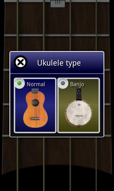 My Ukulele - screenshot