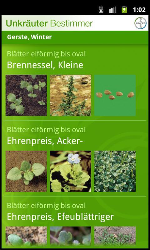 Unkräuter- screenshot