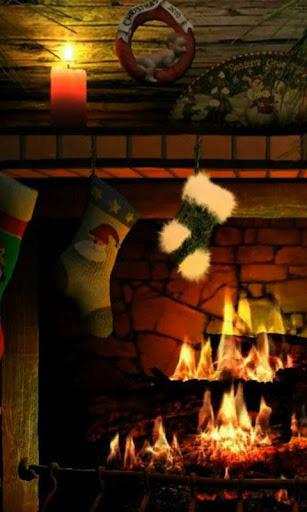 Fireside Christmas LWP