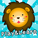 [IQ Up] Toddler English Game icon