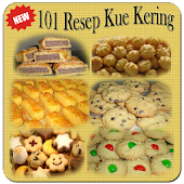 101 Resep Kue Kering
