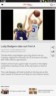 Alice MySportsBlitz.com - screenshot thumbnail