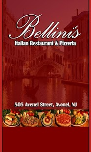 Bellini's Italian Restaurant - screenshot thumbnail