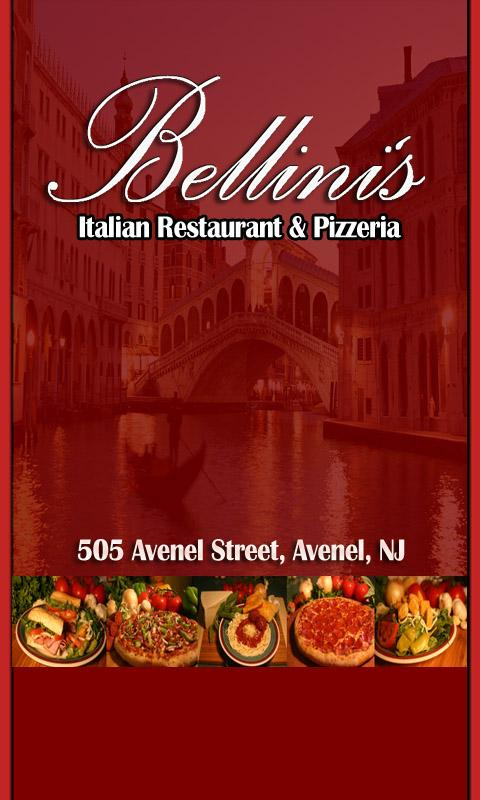 Bellini's Italian Restaurant - screenshot