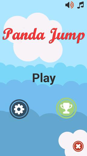 Happy Panda Jump
