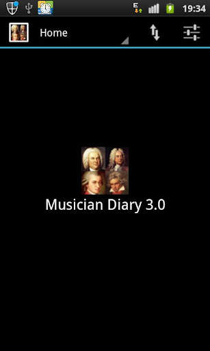 Musician Diary