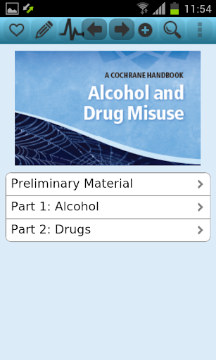 Cochrane Handbook Alcohol Dr
