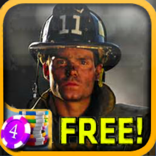 3D Fireman Slots - Free