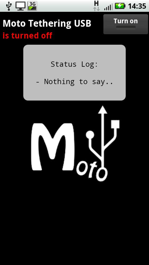 Moto Tethering USB ★ root - screenshot