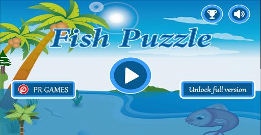 Fish Puzzle PR Games