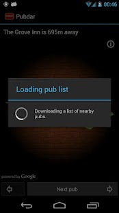 Pubdar Pub Finder (Beta) - screenshot thumbnail