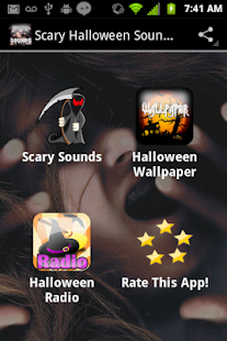Scary Halloween Horror Sounds - Android Apps on Google Play
