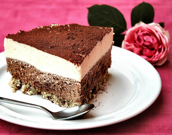 Two Chocolates Tart Recipe