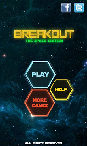 Breakout - Space Edition FREE