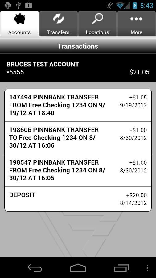 Pinnacle Bank Sioux City- screenshot
