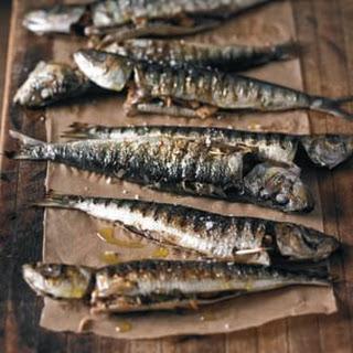 Tuna-Stuffed Grilled Sardines (Sardine alla Griglia con Tonno)
