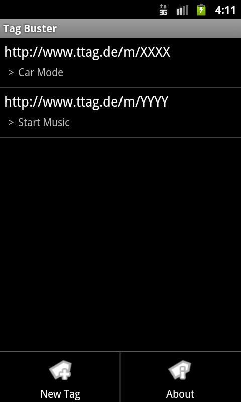 Tag Buster- screenshot