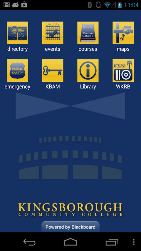 KBCC Mobile- screenshot
