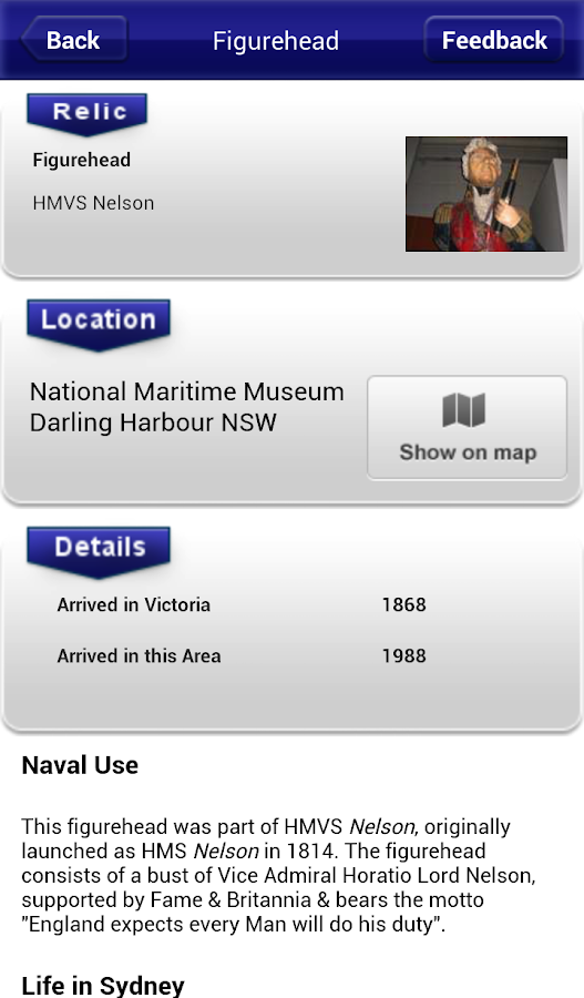 Victorian Navy Relics- screenshot