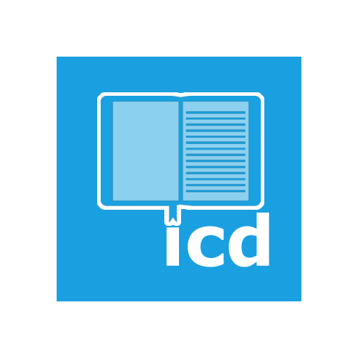ICD 10 Search OFFLINE LOGO-APP點子