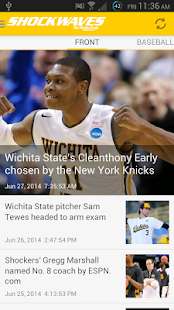 Shockwaves by Wichita Eagle - screenshot thumbnail