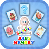 Baby Memory Cupcake