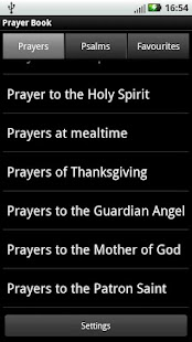 English Orthodox Prayer Book- screenshot thumbnail
