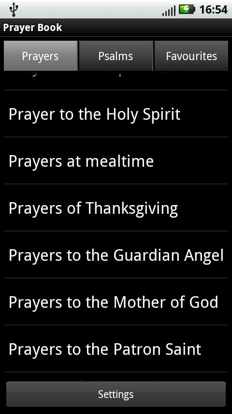 English Orthodox Prayer Book- screenshot
