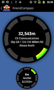 Friend Compass- screenshot thumbnail