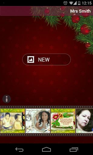 聖誕節PhotoFrames