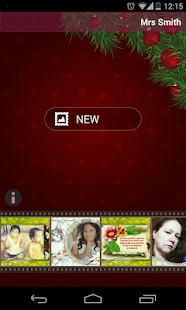 Christmas PhotoFrames - screenshot thumbnail