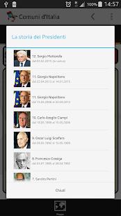 Comuni d'Italia - screenshot thumbnail
