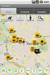 Travtant: Travel Assistant screenshot 1