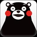 くまモンの無料[+]HOMEきせかえテーマ icon