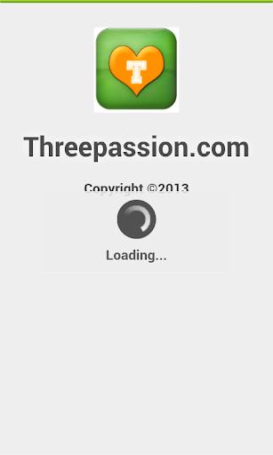 Threepassion