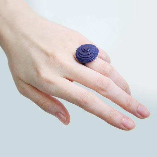 Ring -YAE ([JP] 8号, [UK]I, [US]4 1/2)