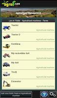 Screenshot of agrofarm