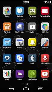 iNex - Icons - screenshot thumbnail