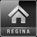 Regina 3D Launcher Pro logo