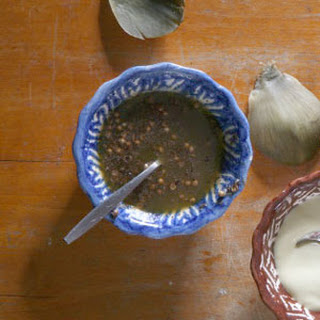 Pepper and Coriander Brown Butter Sauce