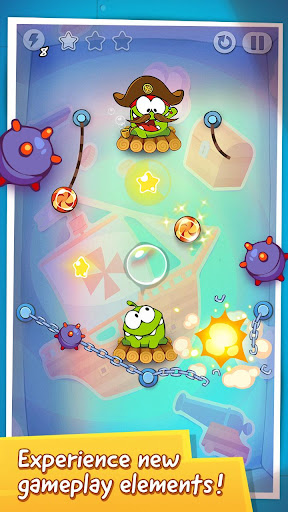 Download Cut the Rope: Time Travel HD