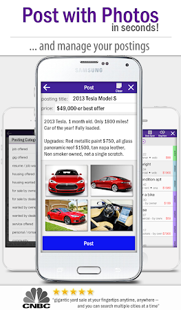 cPro+ Craigslist Mobile Client 3.24 screenshot 550844