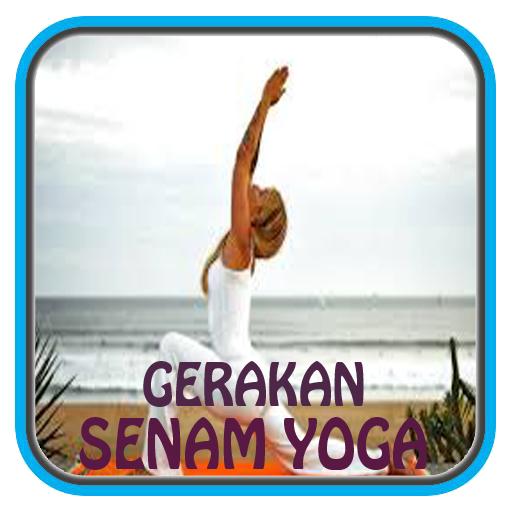 Gerakan Senam Yoga
