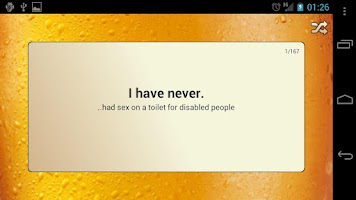 Screenshot of I Have Never - free