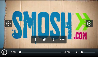 Screenshot of Smosh - The Official App